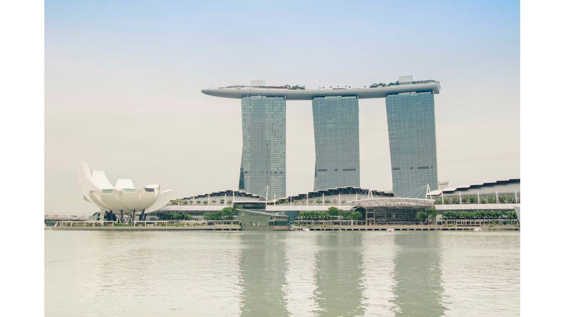 Découverte de Singapour