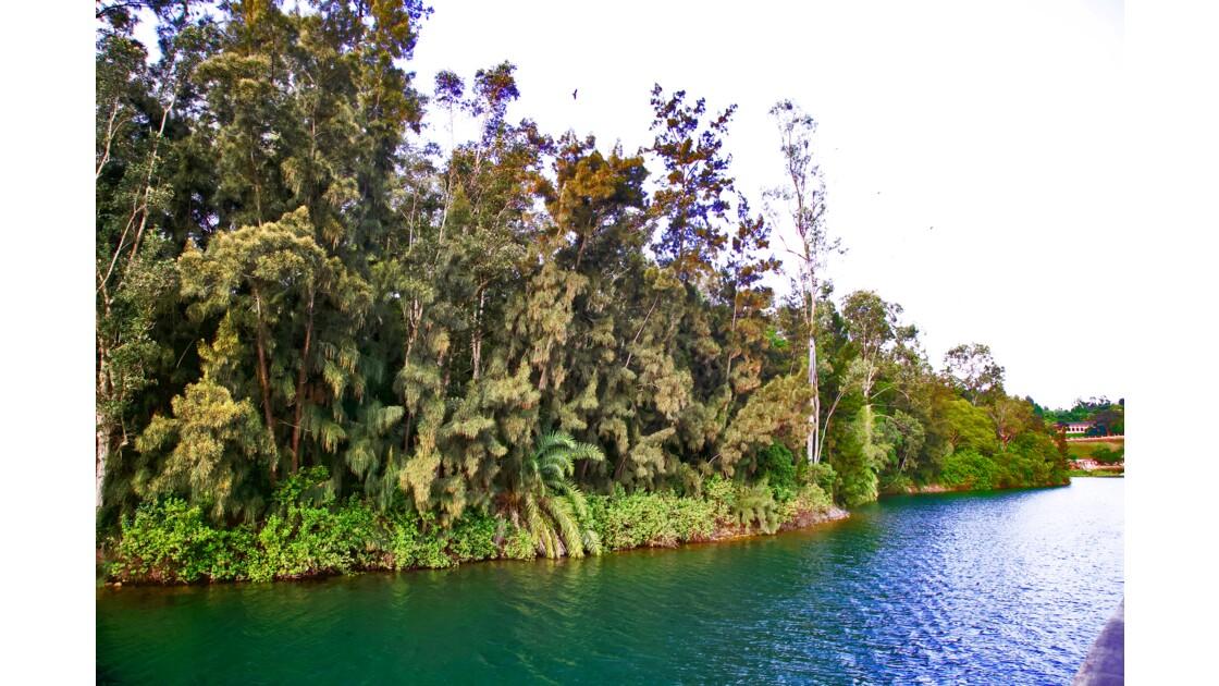 Lac Kivu (Rwanda)