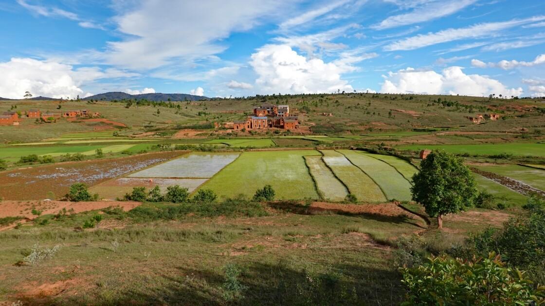 Madagascar D'Ambatolampy à Antananarivo 4