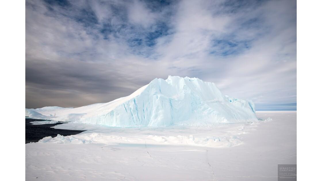 pureté de la glace