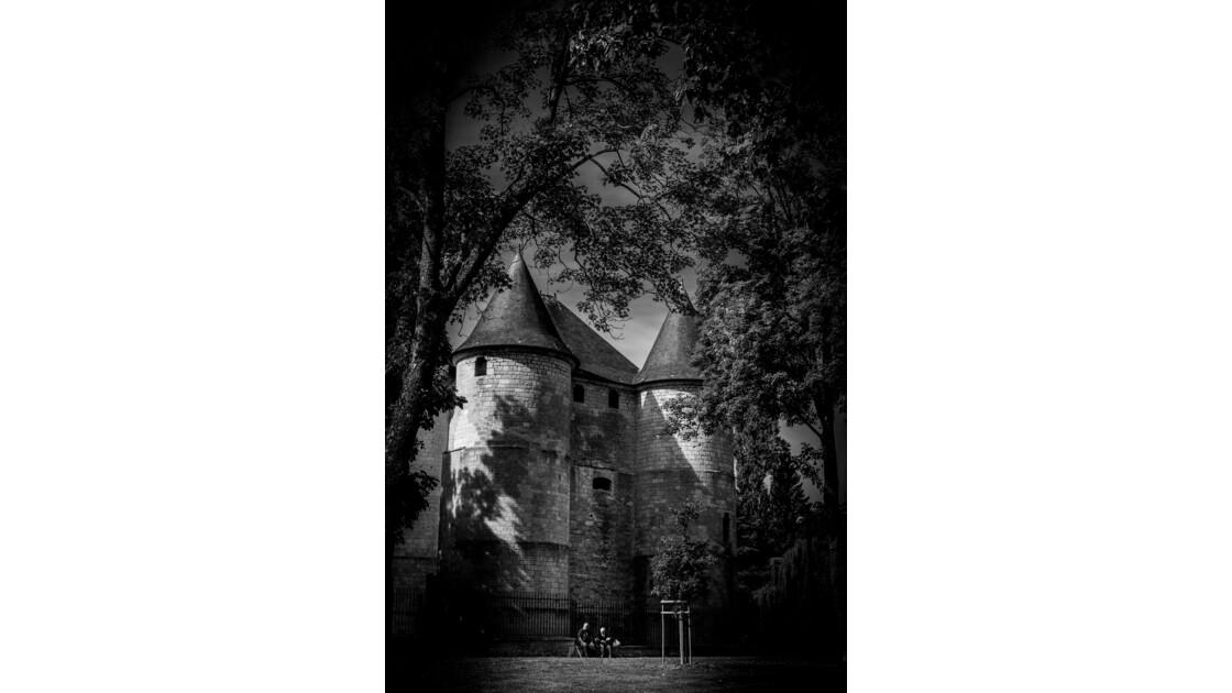 Le château des Tourelles, Vernon