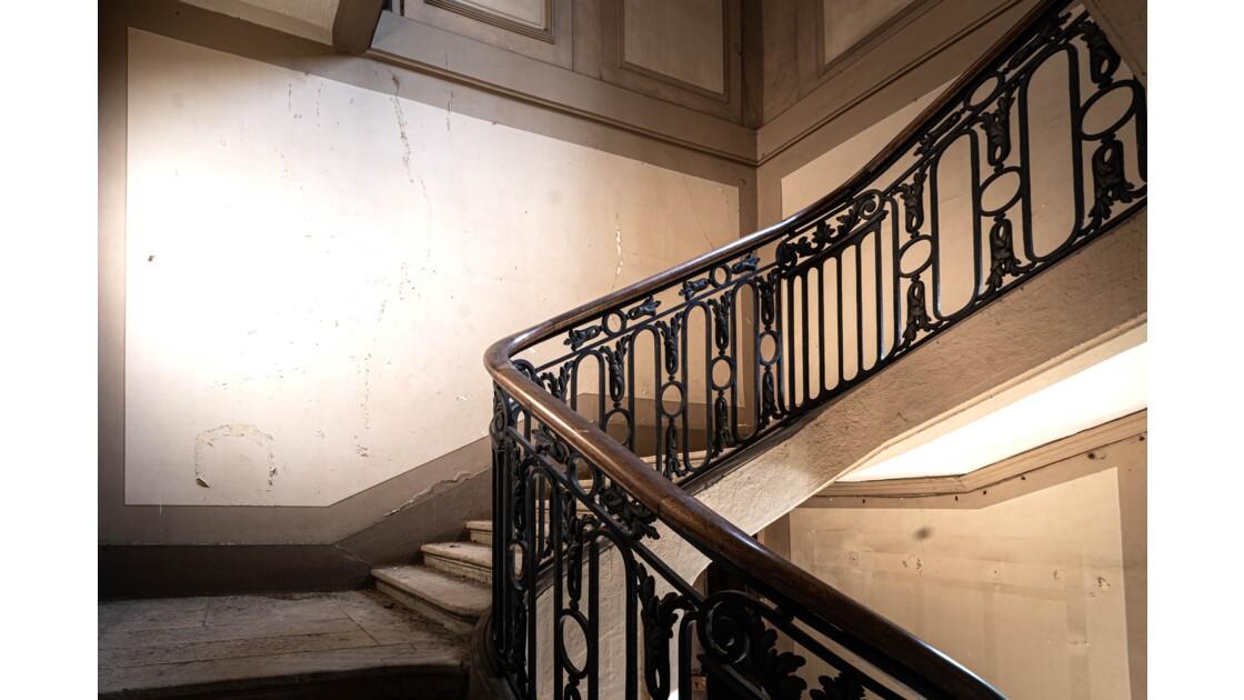 URBEX - escalier