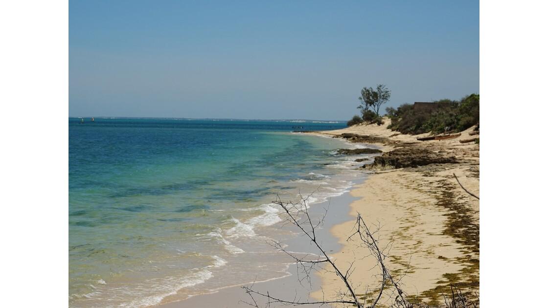 Madagascar La côte près d'Ifaty