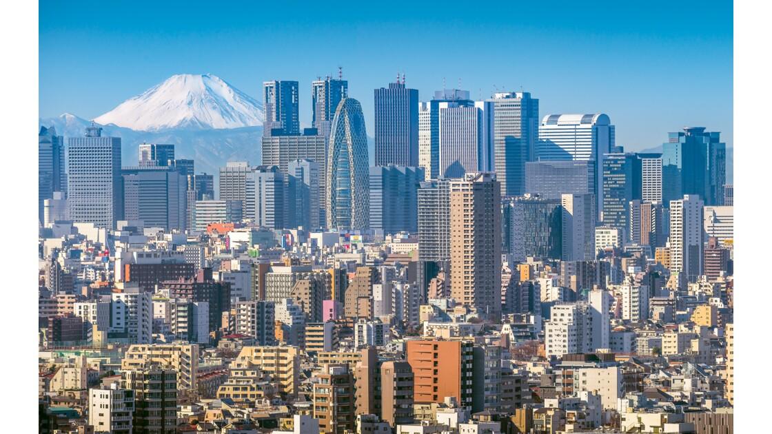 Tokyo & Fuji
