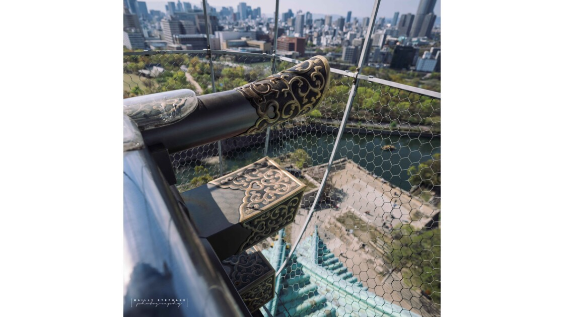 Le Chateau d'Osaka