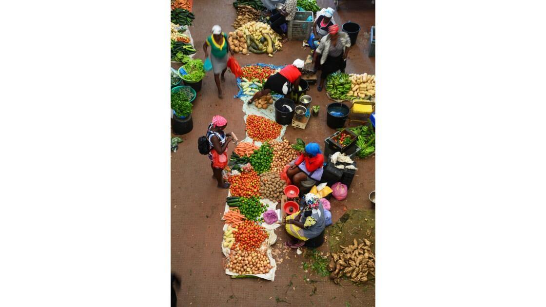 Marché d'Assomada Cap vert