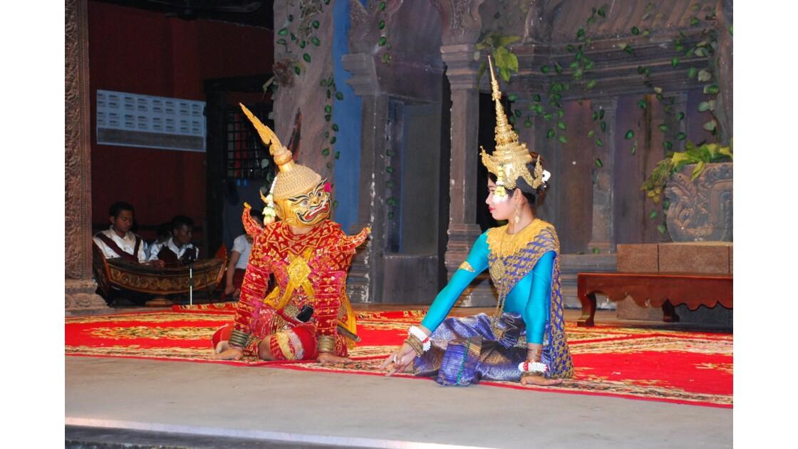 Danses khmères