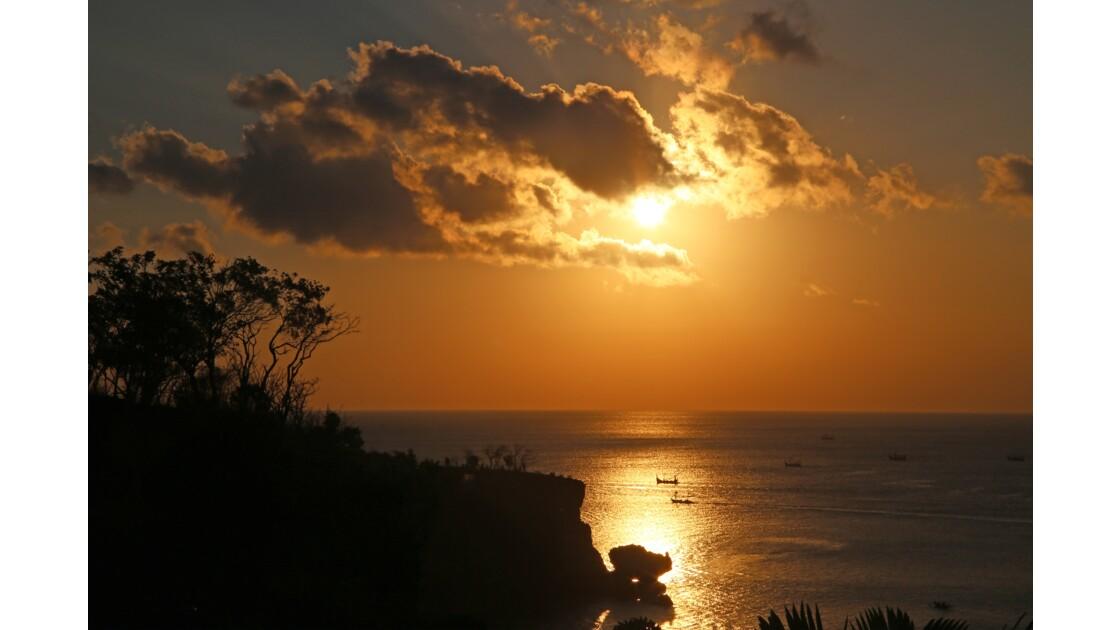 Sunset à Bali, Balangan