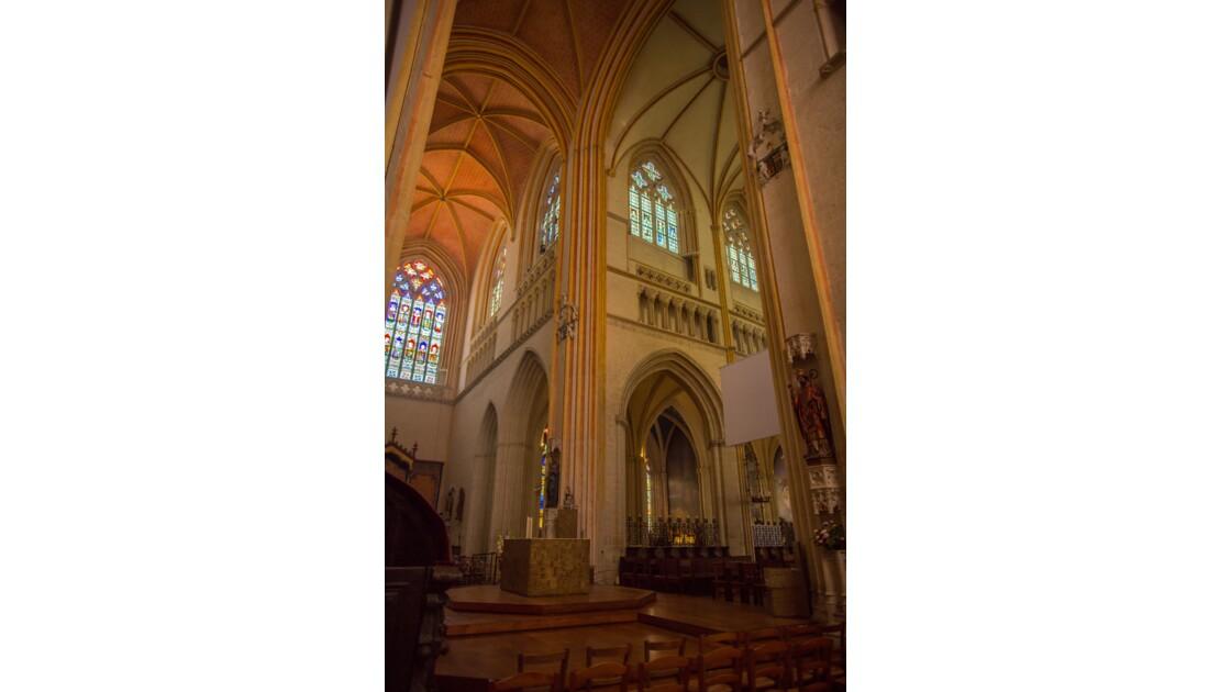 Quimper - Cathédrale Saint-Corentin