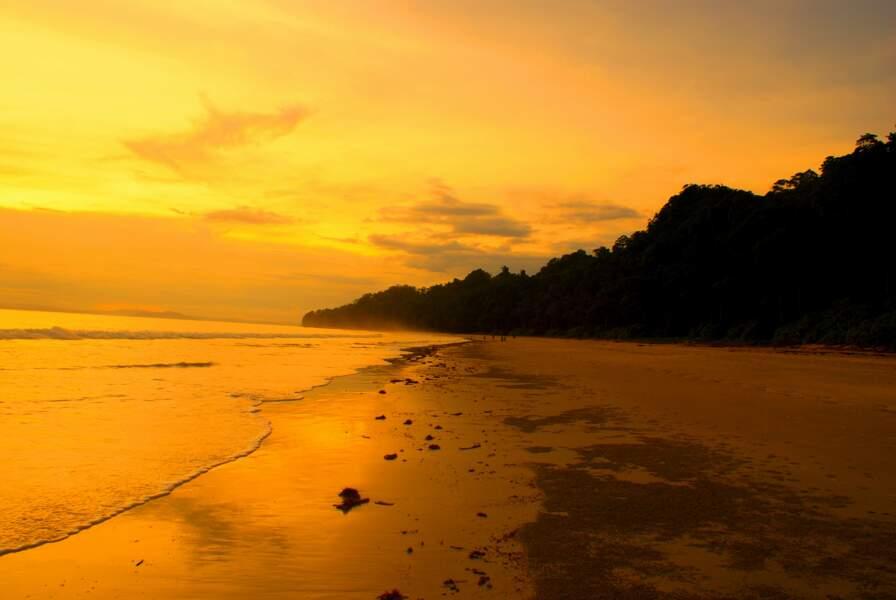 16 - Plage de Radhanagar, île d'Havelock, Andaman et Nicobar