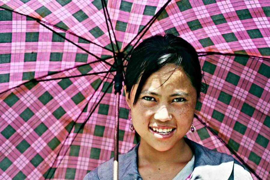 Photo prise au Vietnam par le GEOnaute : Julien Bailleux