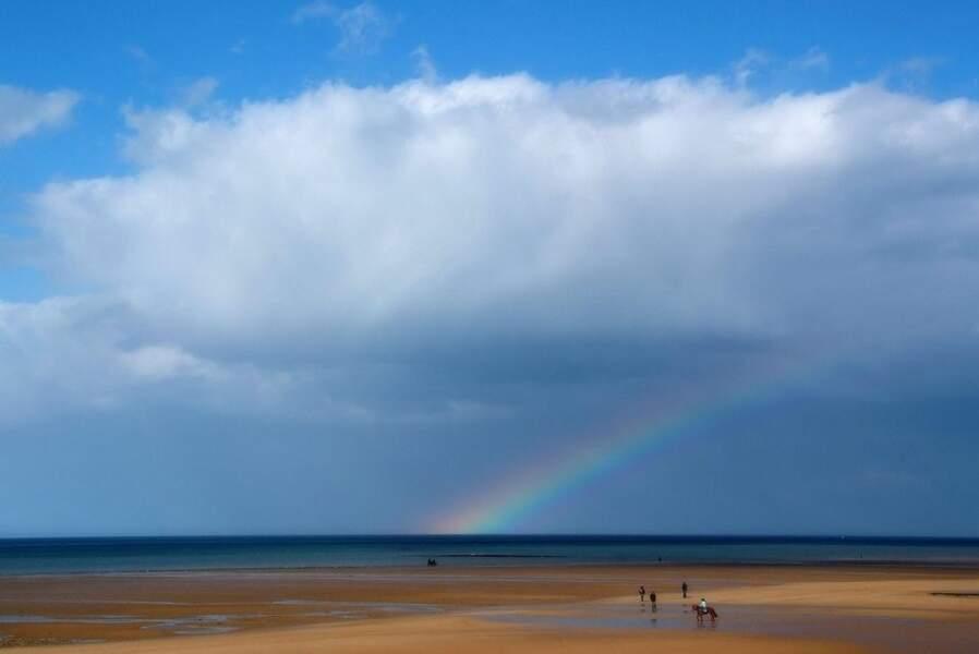 Photo prise à Courseulles-sur-Mer (Basse-Normandie) par ktié