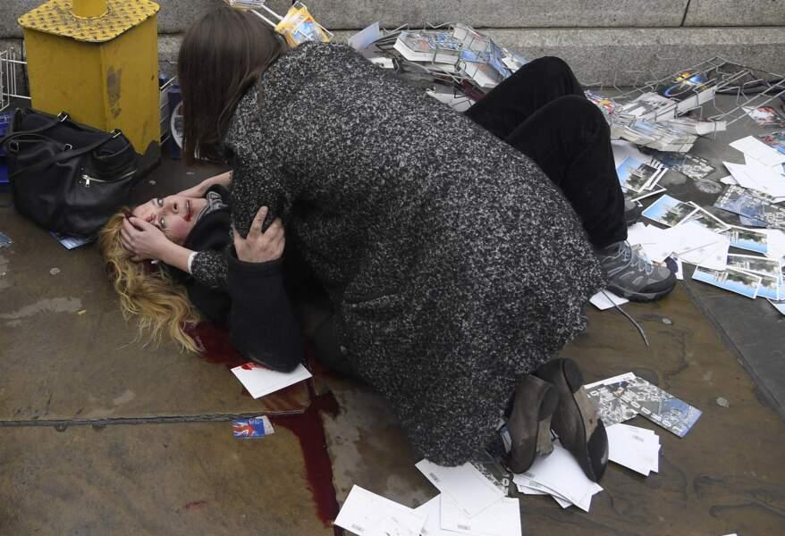 """Attentat de Westminster à Londres le 22 mars 2017 - Catégorie """"photo de l'année"""""""