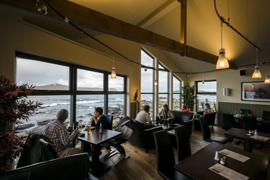 Lerwick, la capitale des Shetland