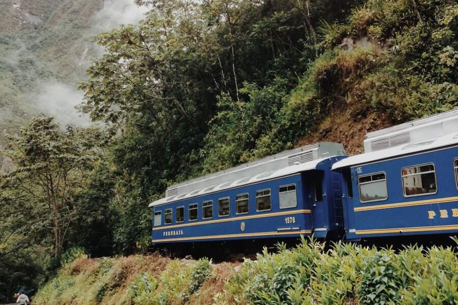 La ligne Cuzco-Aguas Calientes, au coeur des Andes