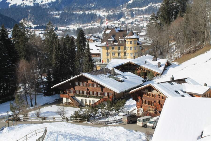 La Suisse : pour les fondus de ski