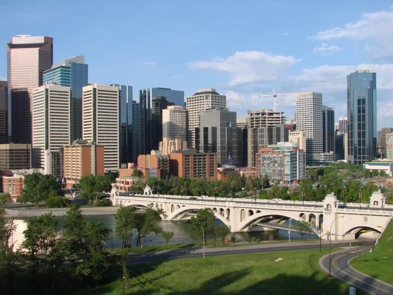 5 - Calgary, Canada