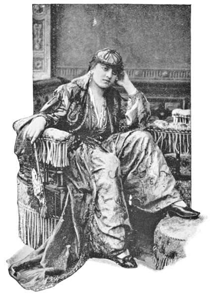 Femme orientale, fantasme occidental