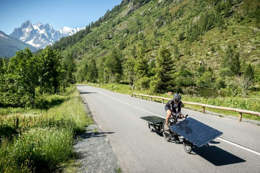 Premiers jours dans les Alpes