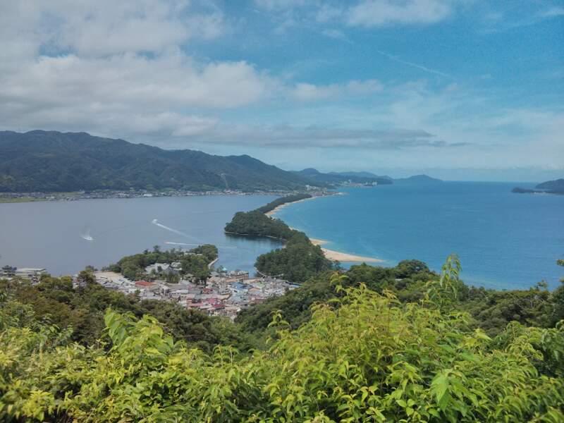 Amanohashidate, presque le paradis