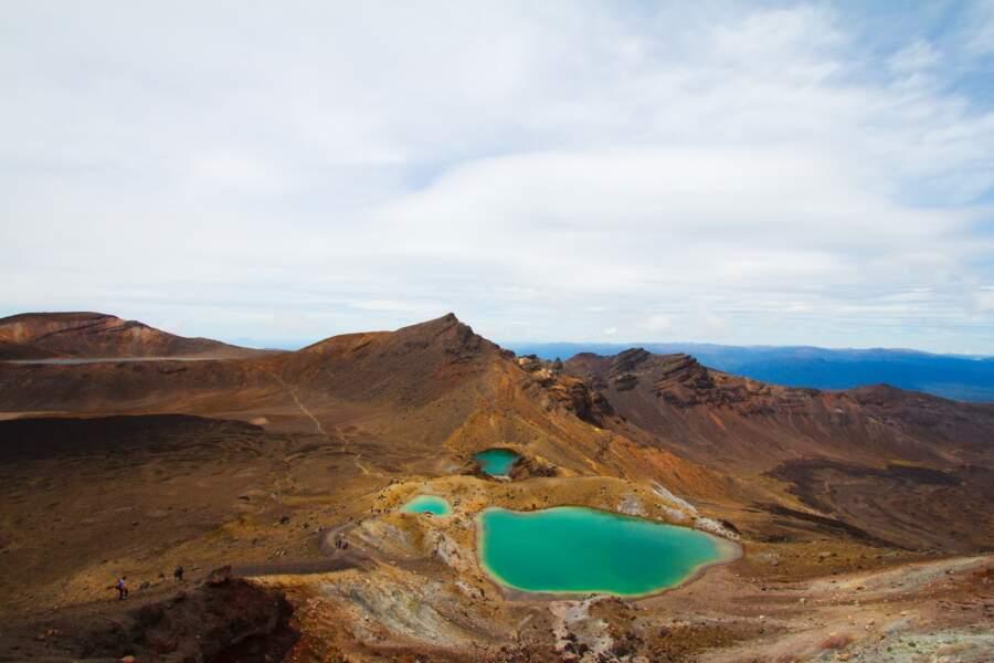 Le parc national de Tongariro