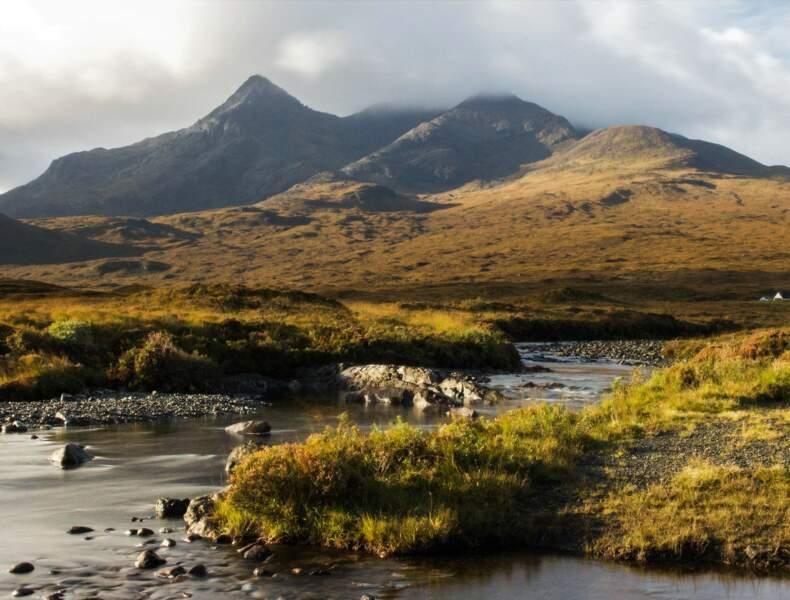 Sgurr Nan Gillean, île de Skye