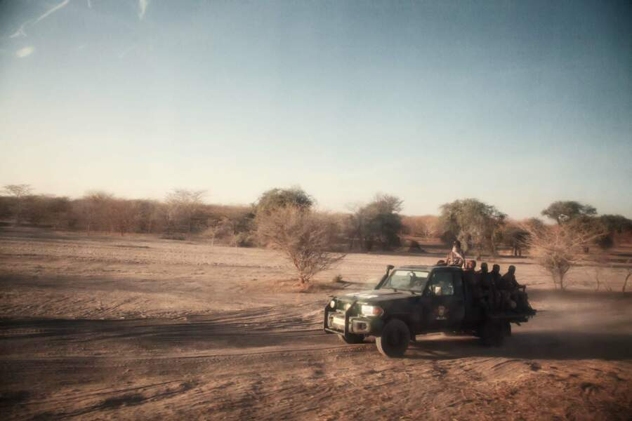 Des troupes d'élites sillonnent les réserves