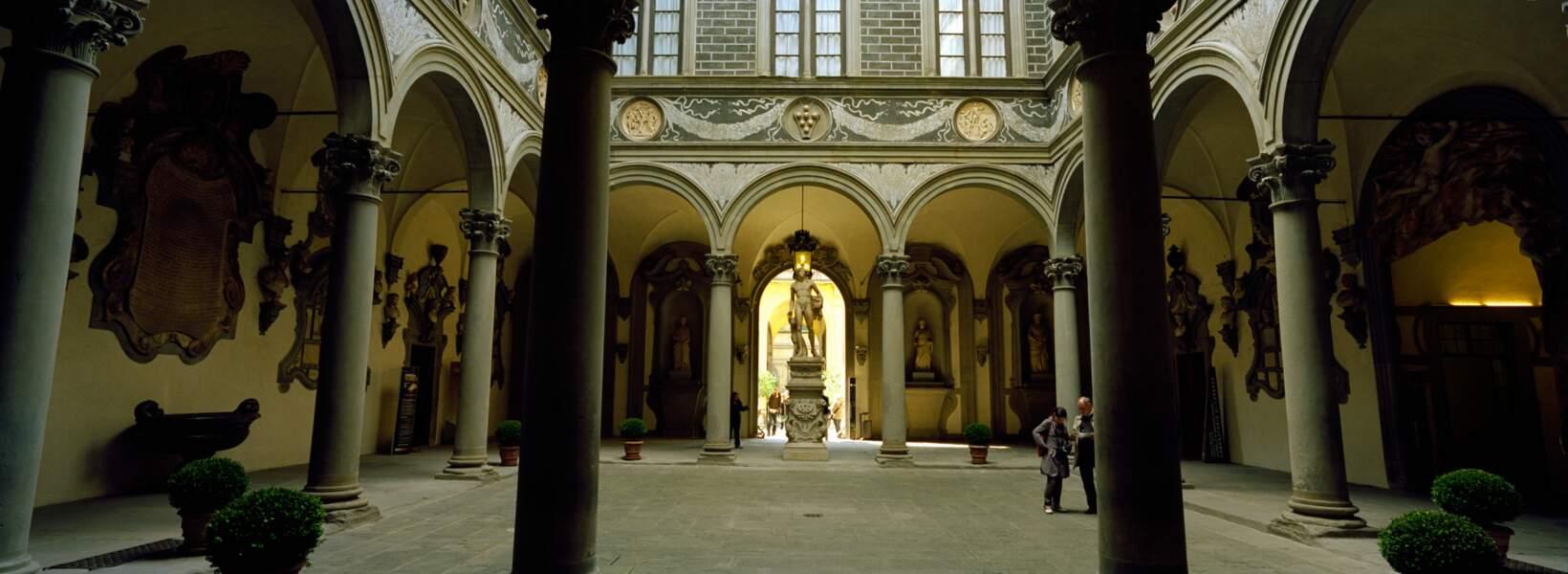 Palais Medici-Riccardi, le maître-édifice