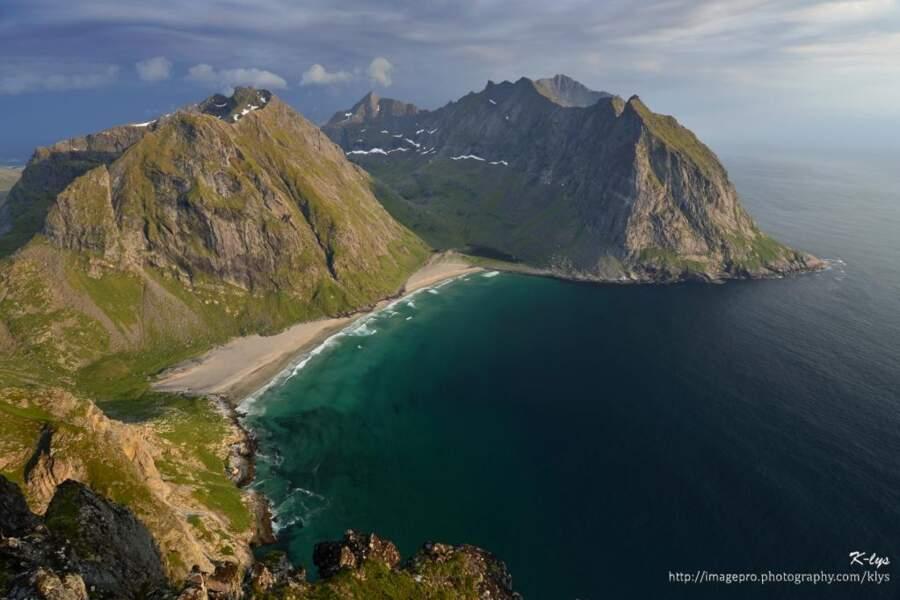 Les îles Lofoten, en Norvège, par k-lys