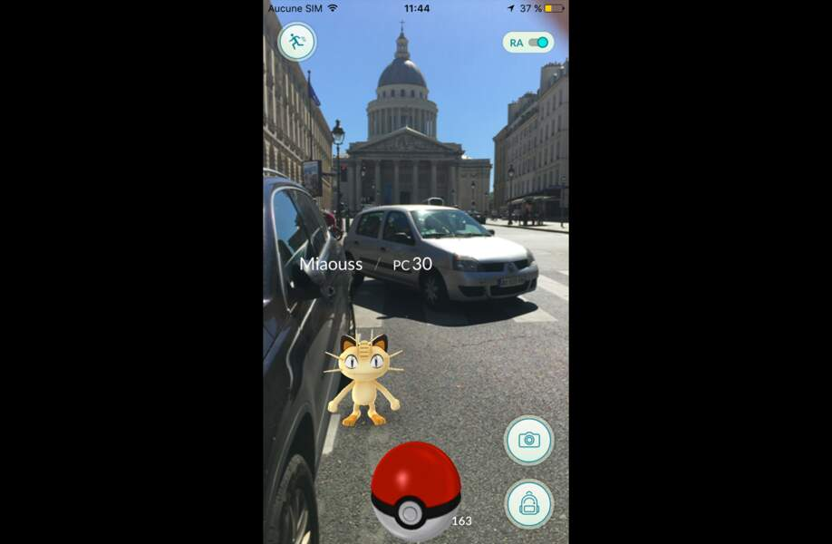 Miaouss au Panthéon, aux grands Pokémon la patrie reconnaissante