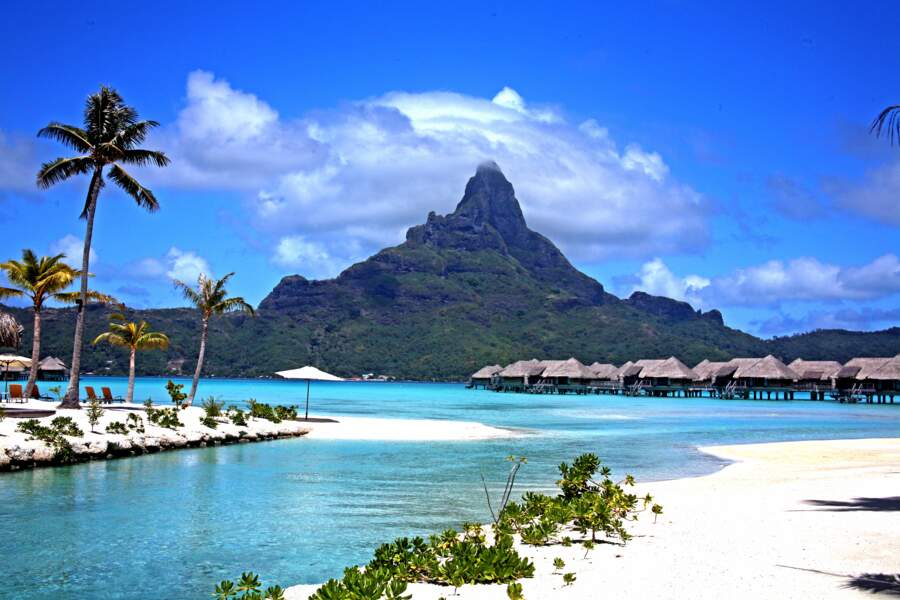 10e destination: l'île de Bora Bora en Polynésie