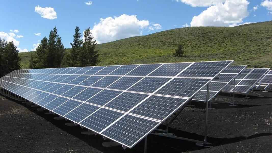 Des énergies renouvelables qui poursuivent leur progression
