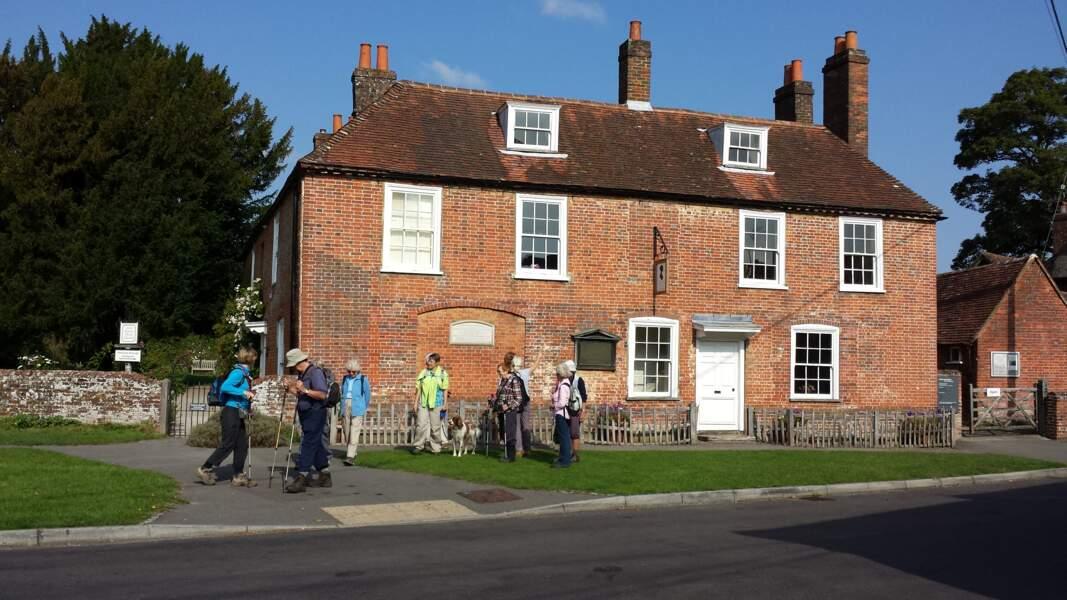 La dernière demeure de Jane Austen