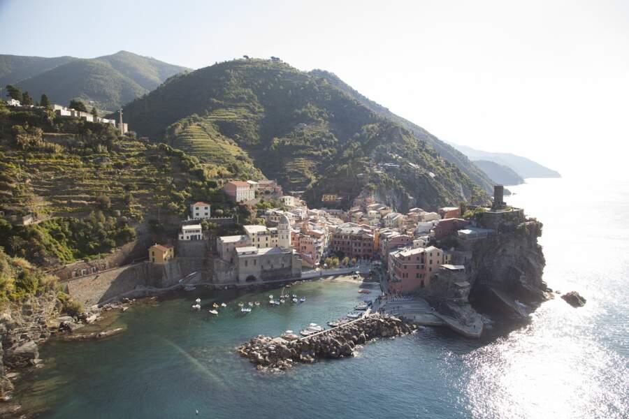 Le village de Vernazza