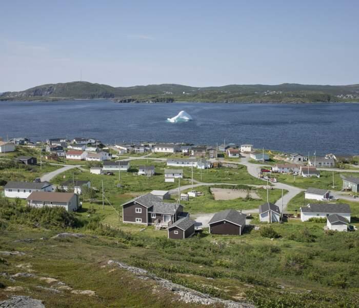 Le cimetière des icebergs