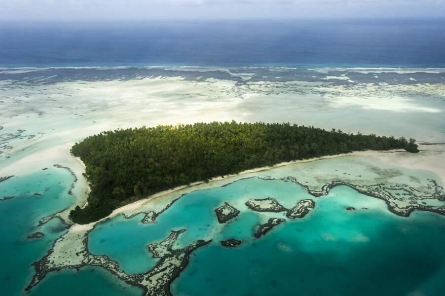 Atoll Saint-Joseph
