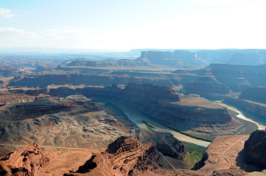 Le parc national de Canyonlands