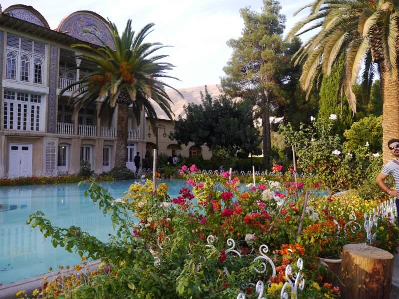 Jardin Bagh-e-Egham, à Shiraz