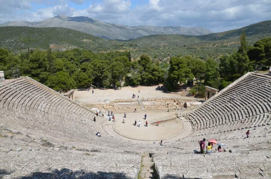 Epidaure, drames éternels