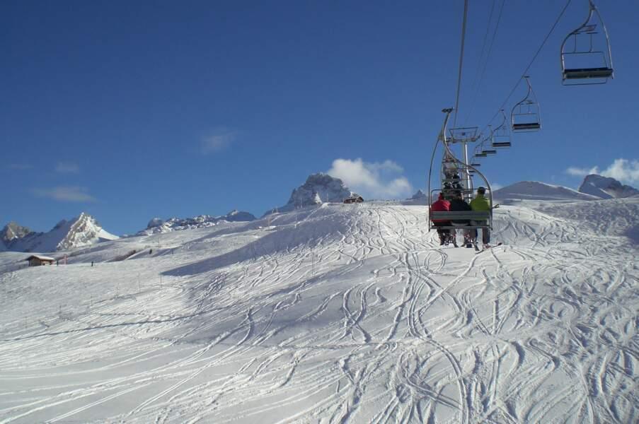 La proximité avec les stations de ski