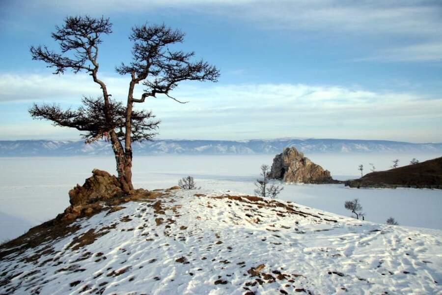 Le lac Baïkal, en Russie, par Philippe Leme