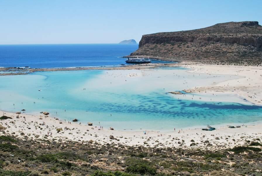 15 - Lagon de Balos, Kissamos, Crète