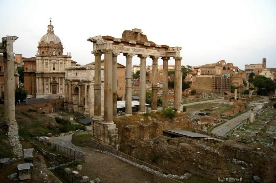 Photo prise à Rome par le GEOnaute : Bianca