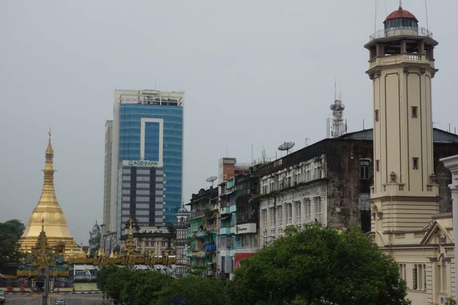 Prochain arrêt: Rangoun