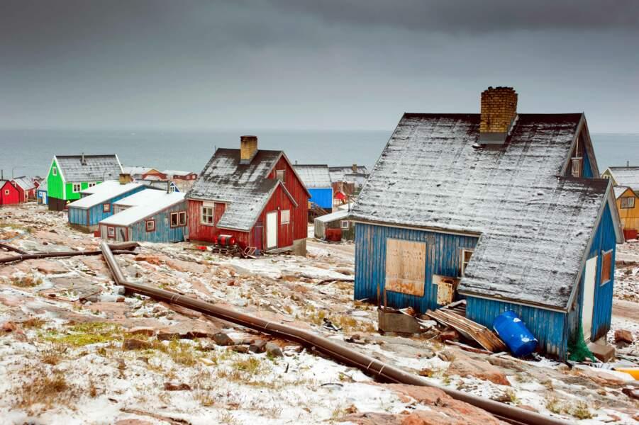 Un village de 400 habitants