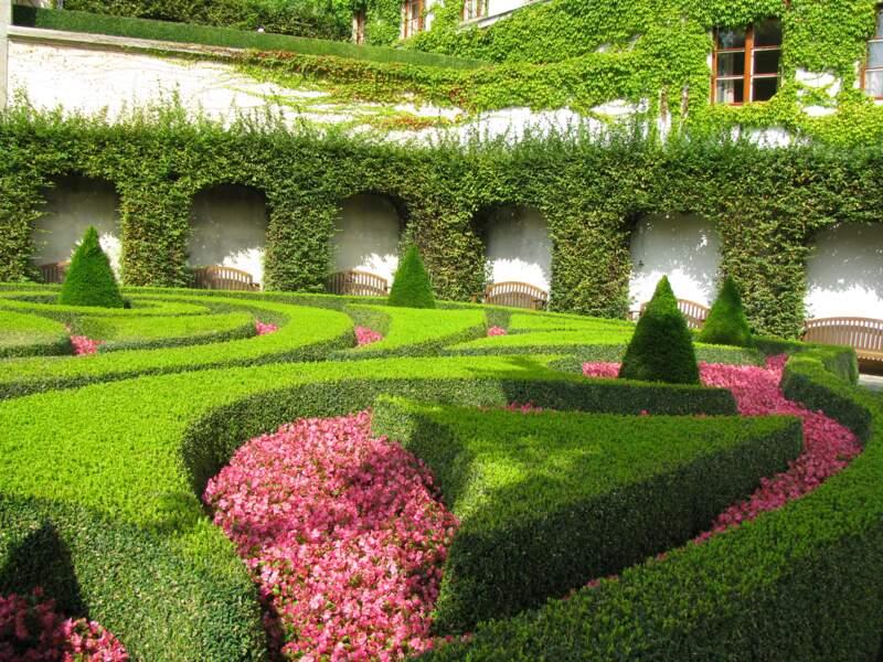 Le jardin Vrtba