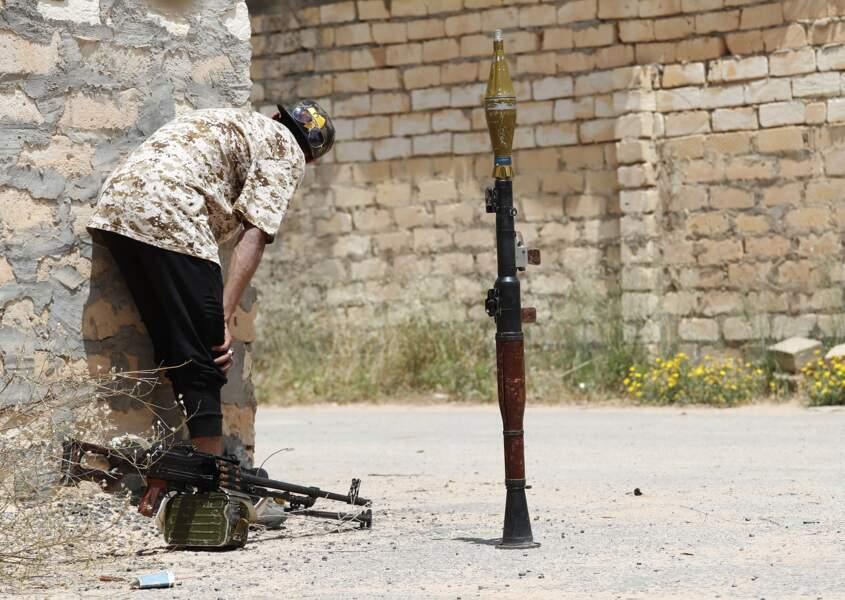 Une autre guerre civile en Libye