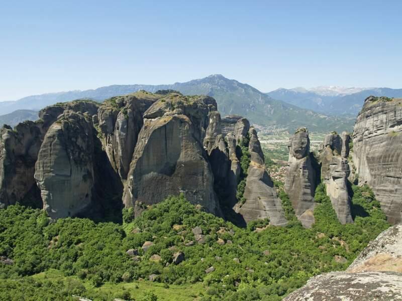 Le massif du Pinde