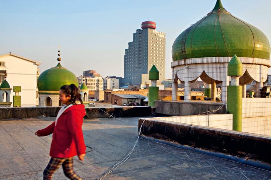 Mosquée réservée aux femmes