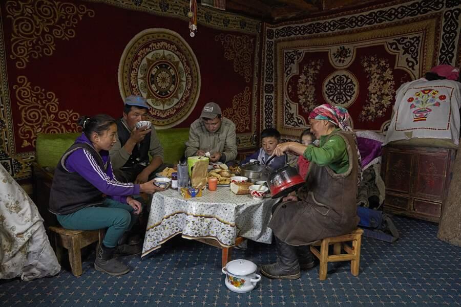 Le nomadisme en héritage